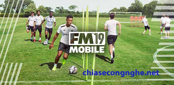 Football Manager 2019 APK Full Unlocked Android