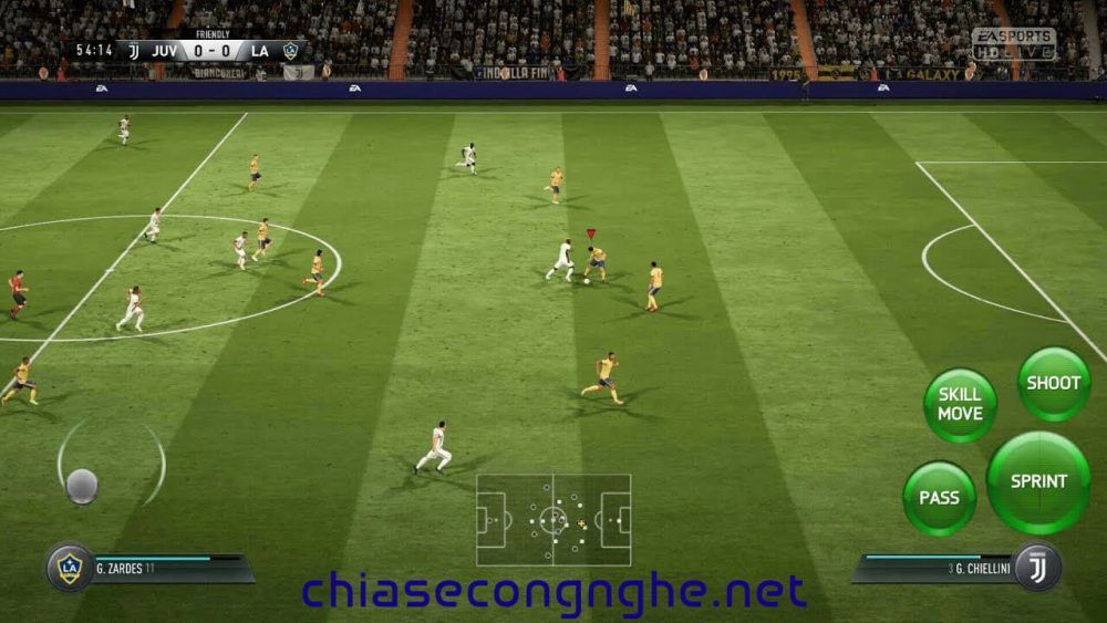 PES 2019 Android