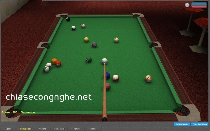 Bida 3D Cool Pool Full PC