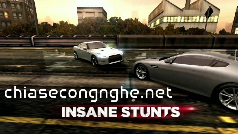 Need For Speed Most Wanted 1.3.112 APK
