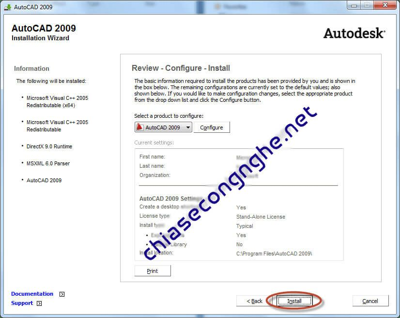 autocad 2009 32 bit crack download