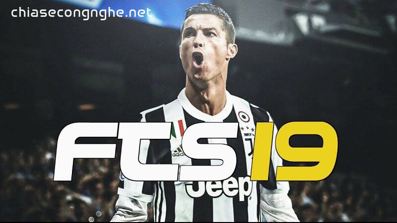 FTS 2019 APK + DATA Android Offline Update Ronaldo in Juventus