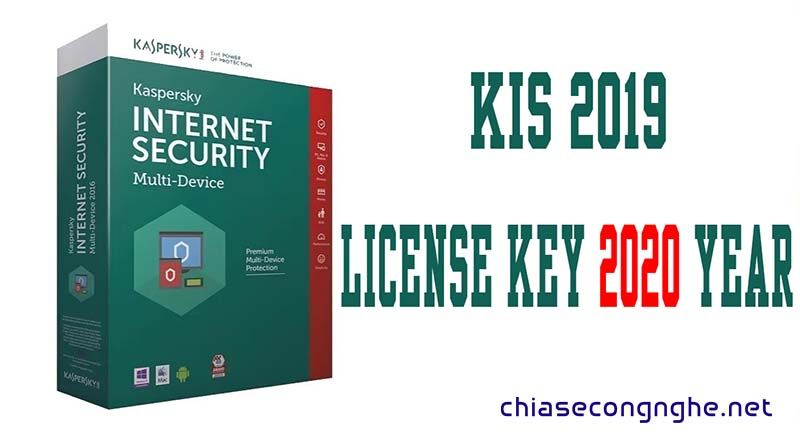 KIS 2019 - Kaspersky Internet Security