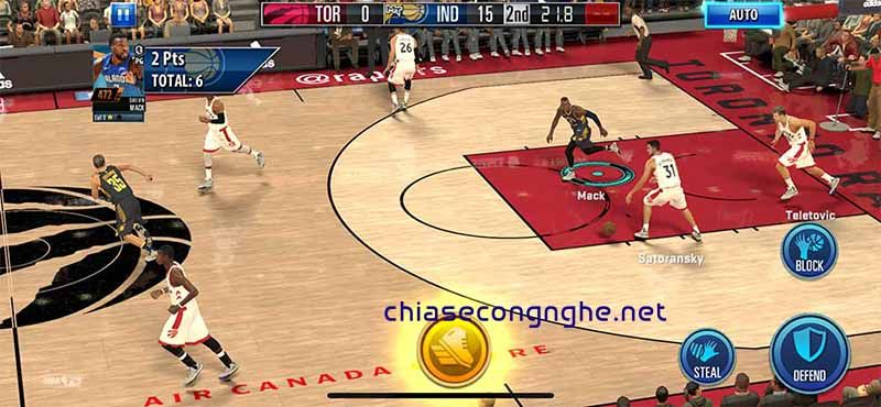 NBA 2K18 IPA Full Unlocked iOS