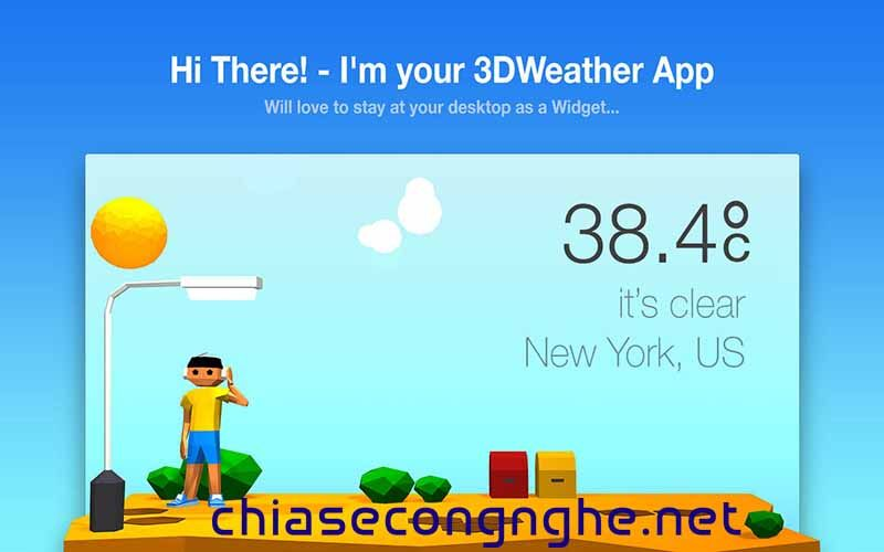 3D Weather 3