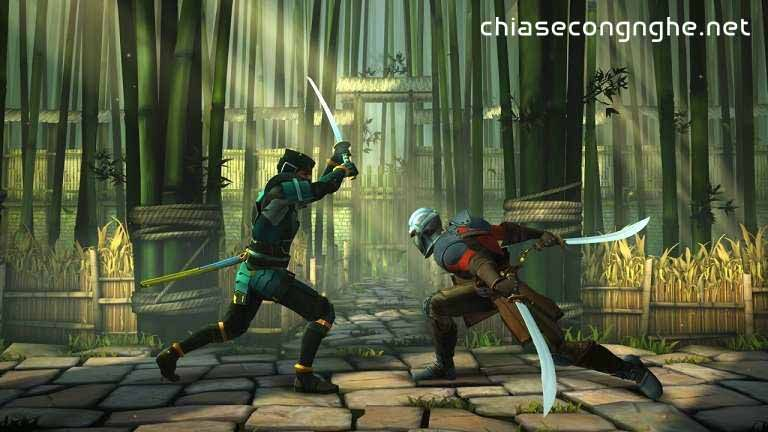 Shadow Fight 3 Mod trên Android
