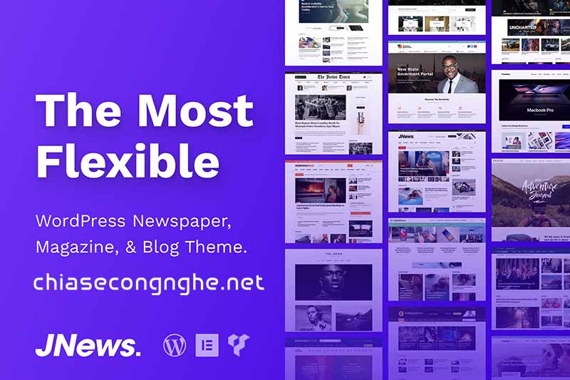 Theme Jnews WordPress